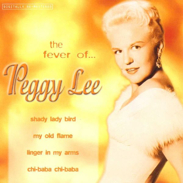 Peggy Lee - The Fever Of Peggy Lee CD  Album (USED)